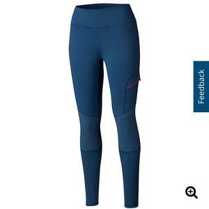Columbia titanium leggings
